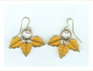 fall earrings