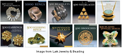 gallery book covers from Lark Jewelry & Beading