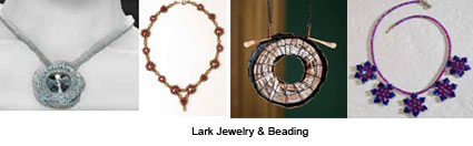 free projects from Lark Jewelry & Beading