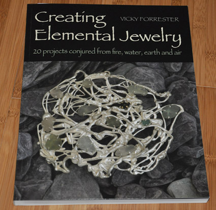 cover art for Creating Elemental Jewelry